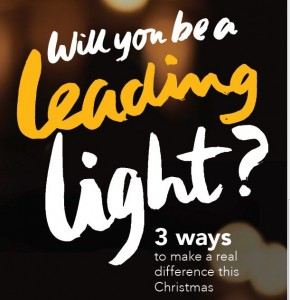 Will you be a leading light