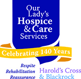 Live – Our Lady's Hospice Logo